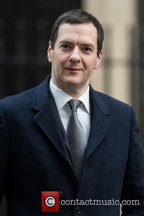Chancellor George Osborne 8
