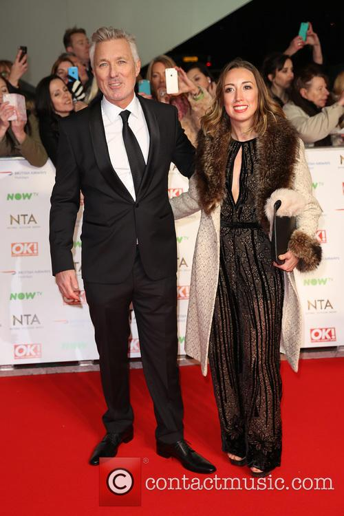 Martin Kemp and Harley Moon Kemp 1