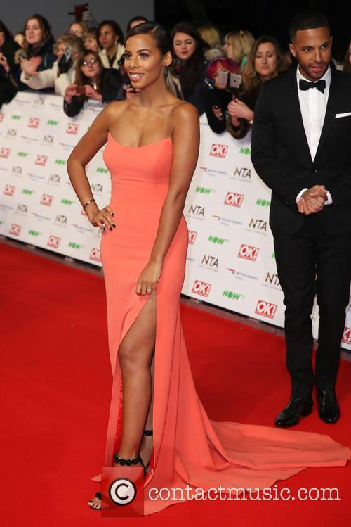 Rochelle Humes, Rochelle Wiseman and Marvin Humes 3