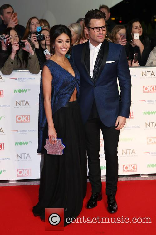 Michelle Keegan and Mark Wright 3