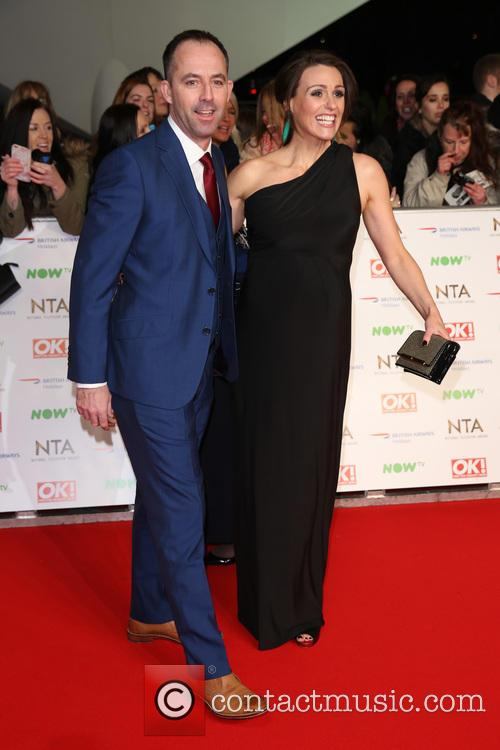 Suranne Jones and Laurence Akers 1