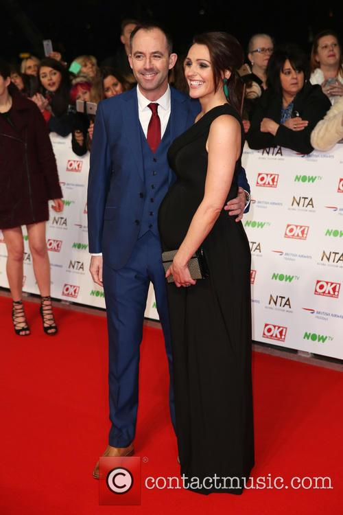 Suranne Jones and Laurence Akers 7