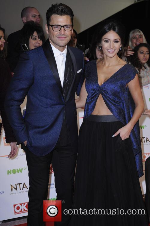 Mark Wright and Michelle Keegan 3
