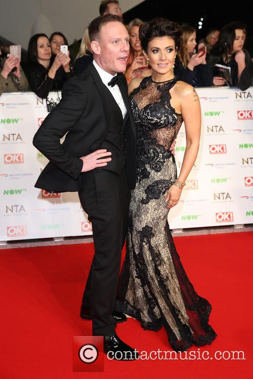 Kym Marsh and Antony Cotton 6