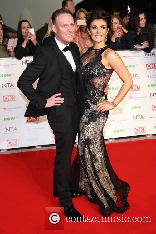 Kym Marsh and Antony Cotton 7