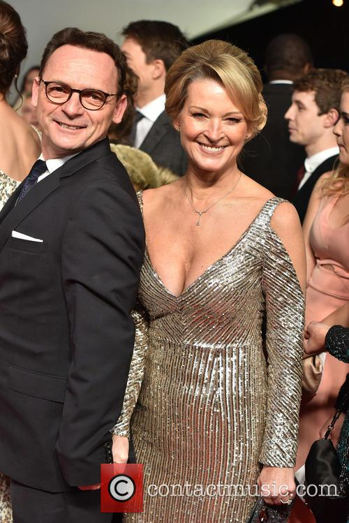 Gillian Taylforth and Perry Fenwick 5