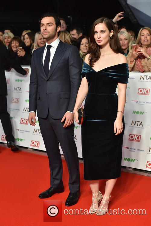 Heida Reed and Guest 1
