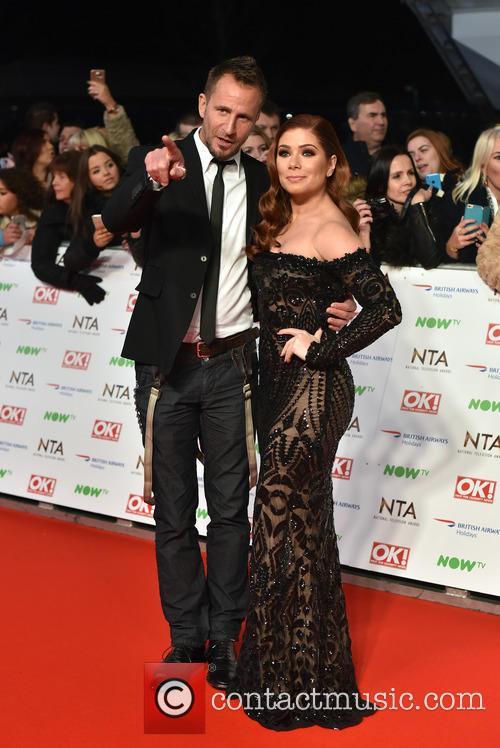 Jeremy Sheffield and Nikki Sanderson