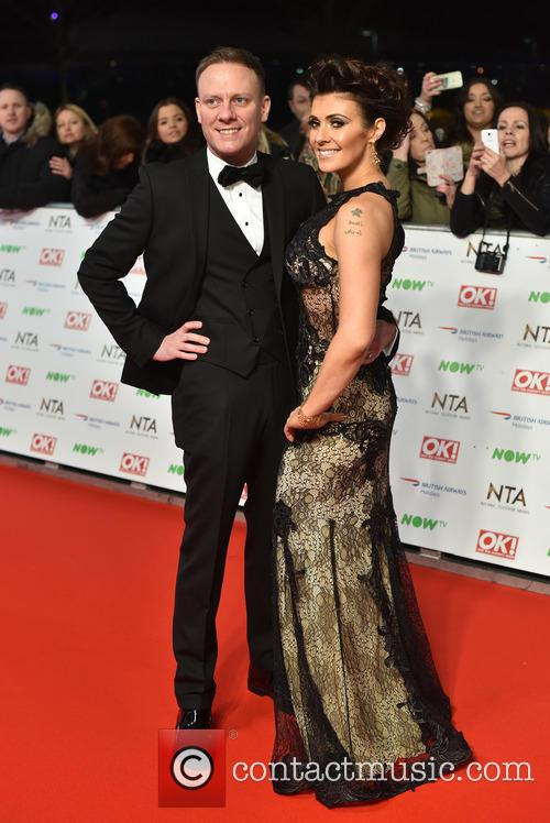 Kym Marsh and Antony Cotton 11
