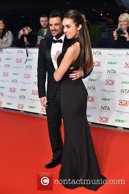 Emily Macdonagh and Peter Andre 3