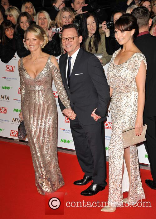 Perry Fenwick, Gillian Taylforth and Emma Barton 2