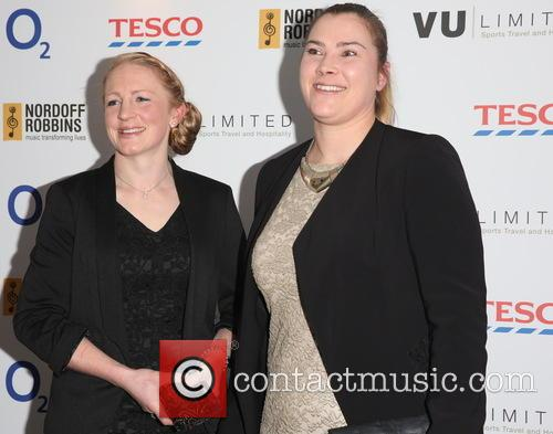 Kay Wilson and Catherine Spencer 1