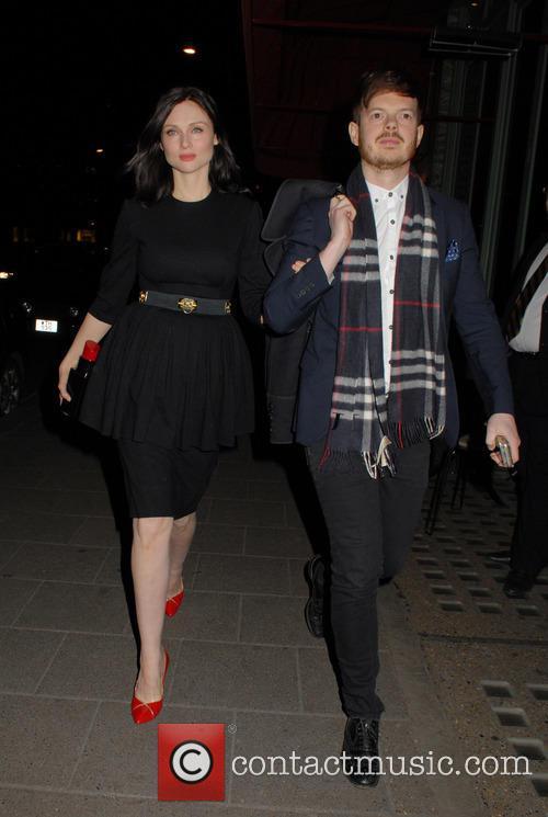 Sophie Ellis-bextor and Richard Jones 1