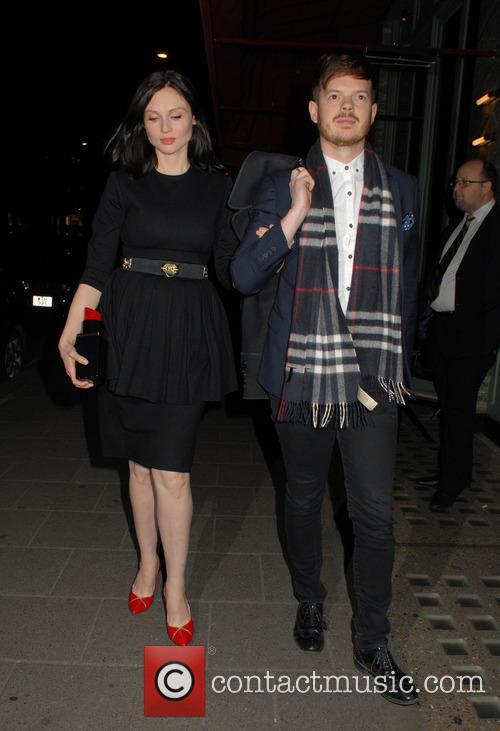Sophie Ellis-bextor and Richard Jones 2
