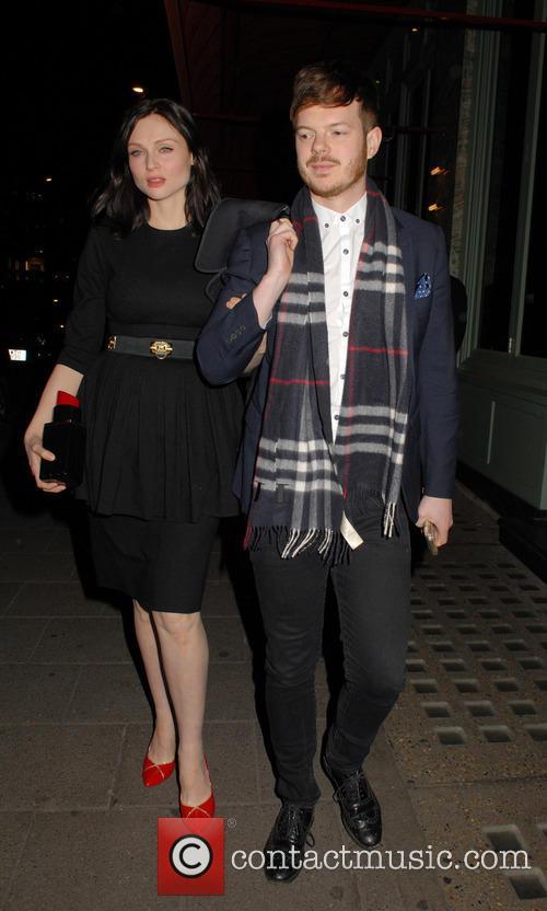 Sophie Ellis-bextor and Richard Jones 3