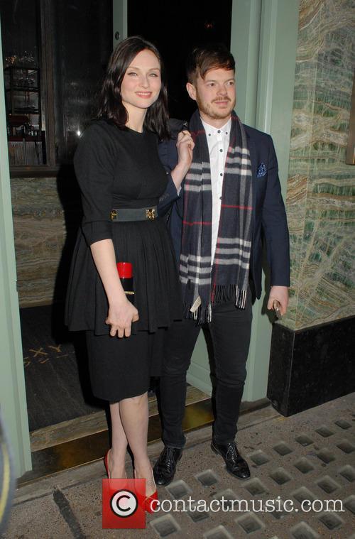 Sophie Ellis-bextor and Richard Jones 4