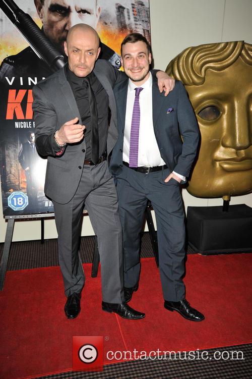 Sean Cronin and Benjamin Way 3