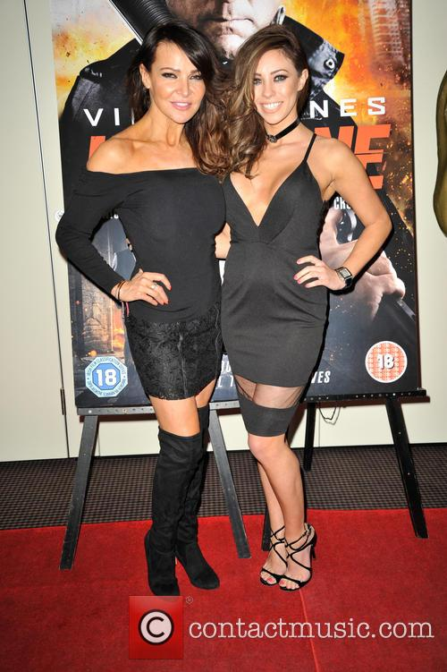 Lizzie Cundy and Pascal Kraymer 2