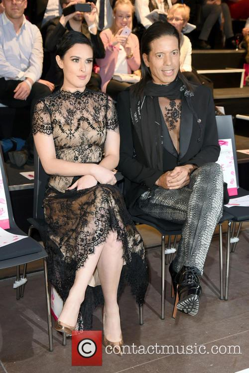 Rumer Willis and Jorge Gonzalez 4