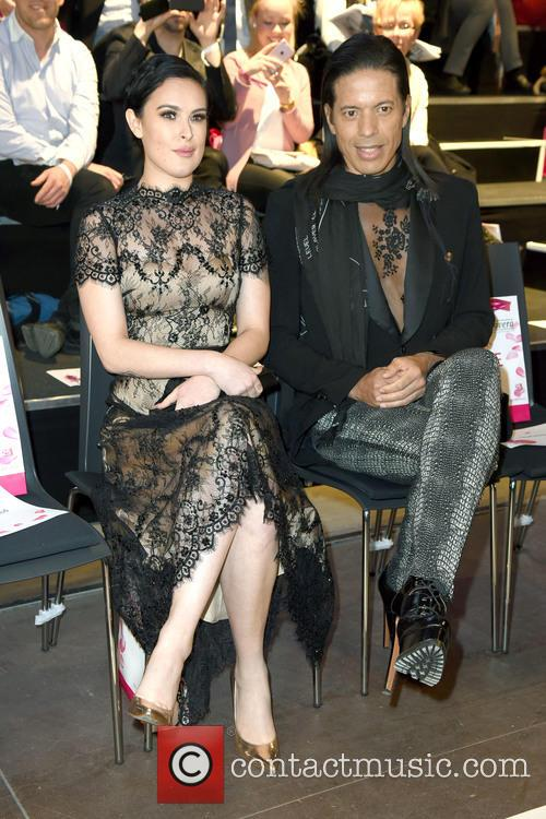 Rumer Willis and Jorge Gonzalez 5