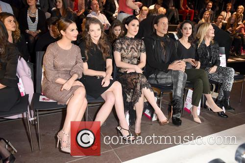Sila Sahin, Yvonne Catterfeld, Rumer Willis, Jorge Gonzalez, Stephanie Stumph and Nina Ruge 6