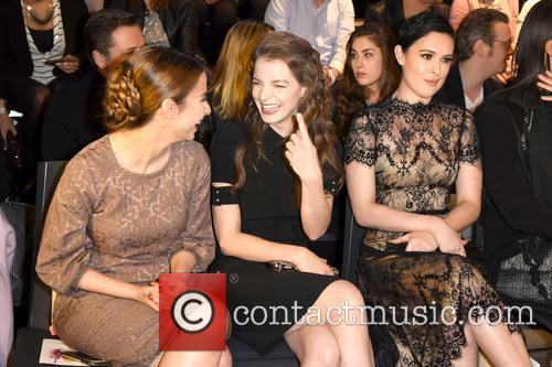 Sila Sahin, Yvonne Catterfeld and Rumer Willis 9