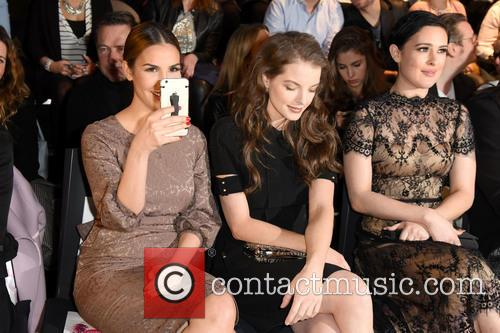 Sila Sahin, Yvonne Catterfeld and Rumer Willis 10