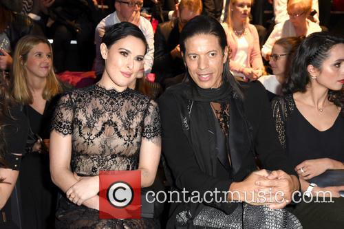 Rumer Willis and Jorge Gonzalez 11