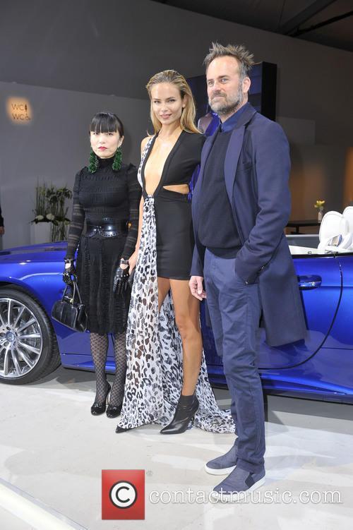 Atsuko Kudo, Natasha Poly and Jeff Bark