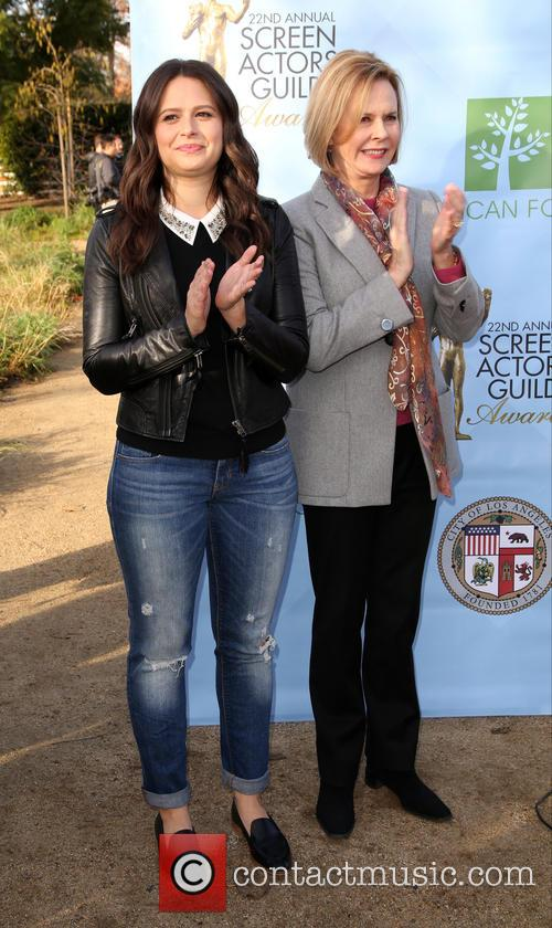 Katie Lowes and Jobeth Williams 11