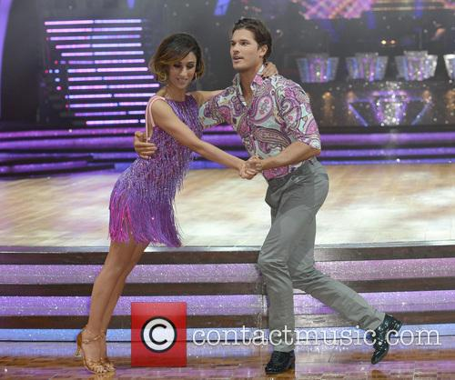 Anita Rani and Gleb Savchenko 1