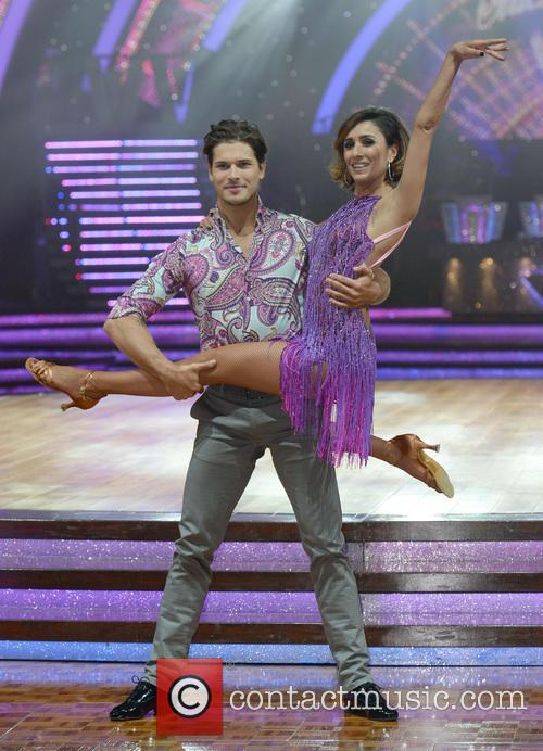 Anita Rani and Gleb Savchenko 3