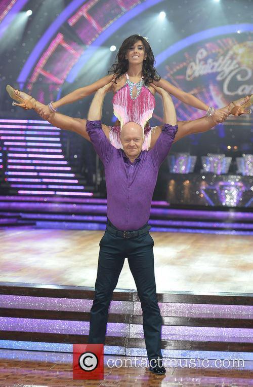 Jake Wood and Janette Manrara 1
