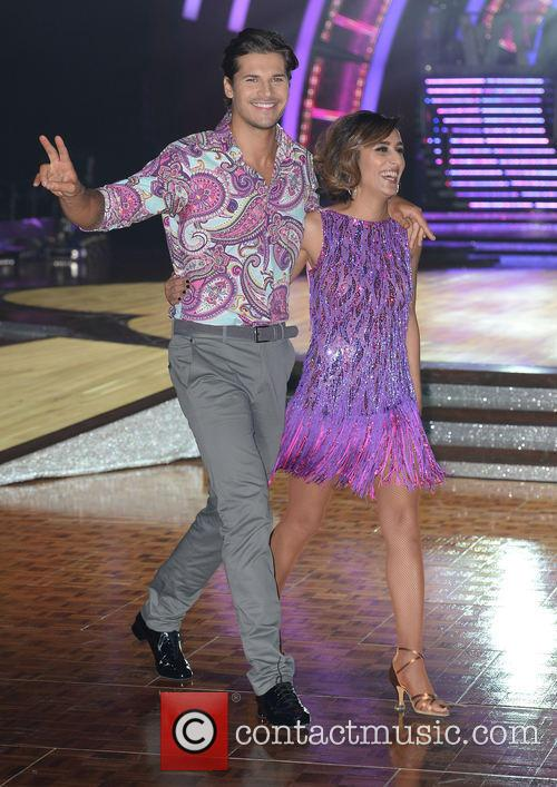 Anita Rani and Gleb Savchenko 4