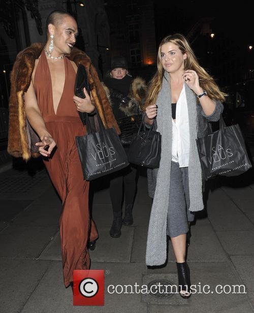Seann Miley Moore and Louisa Johnson 6