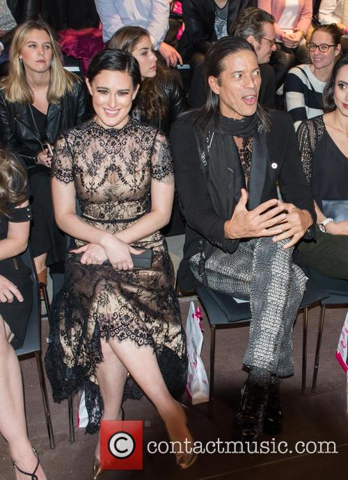 Rumer Willis and Jorge Gonzalez 2