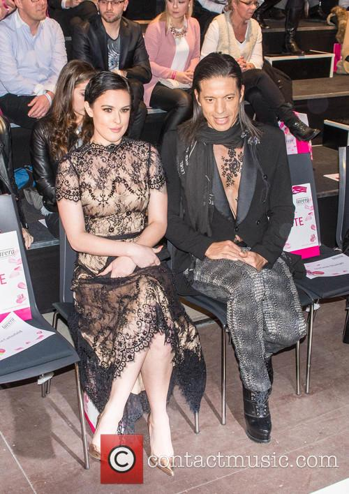 Rumer Willis and Jorge Gonzalez 6