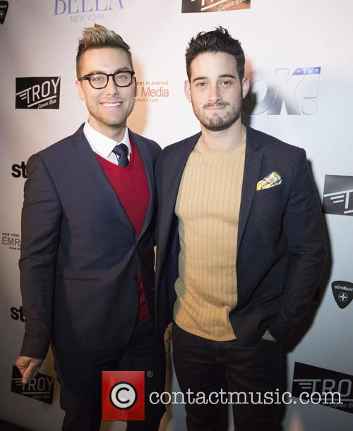 Lance Bass and Michael Turchin 6