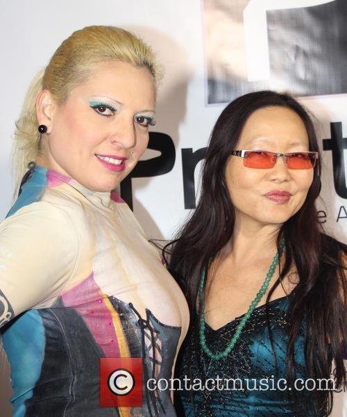 Trixie Gynn and Joyce Chow 2