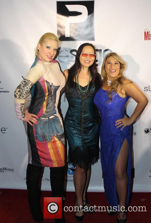 Trixie Gynn, Jenna Urban and Joyce Chow 3