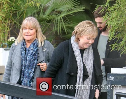 Pauline Quirke and Linda Robson 1