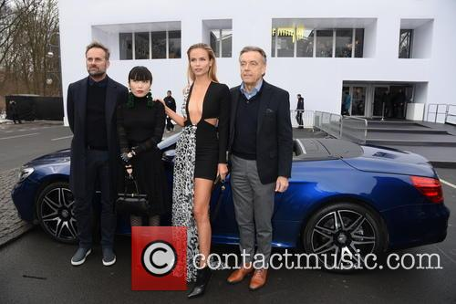 Jeff Bark, Atsuko Kudo, Natasha Poly and Wolfgang Schattling 1