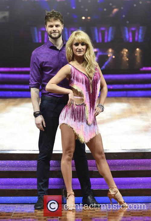 Aliona Vilani and Jay Mcguiness 5