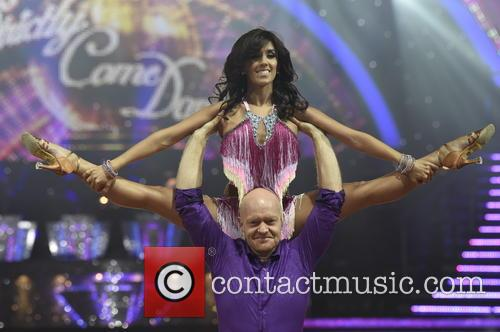 Jake Wood and Janette Manrara 1