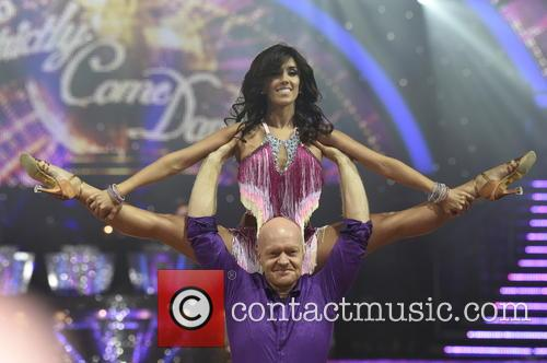 Jake Wood and Janette Manrara 2