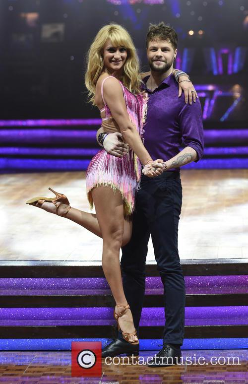 Jay Mcguiness and Aliona Vilani 2
