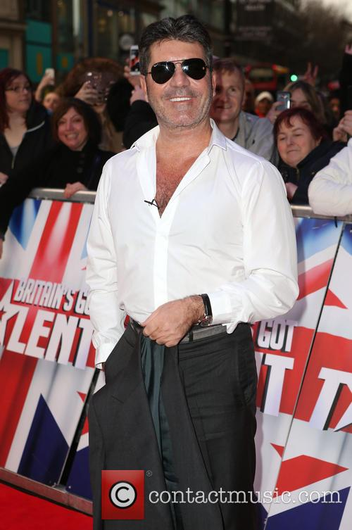 Simon Cowell Says Things Get 'Very Naughty' Backstage At 'Britain's Got Talent'