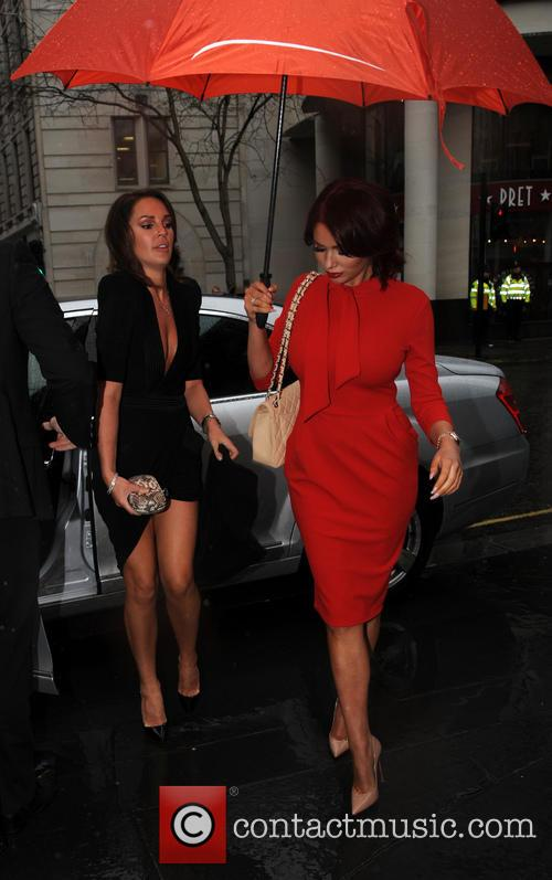 Danielle Lloyd and Amy Childs 3