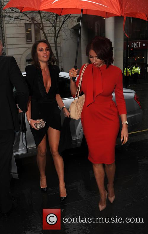 Danielle Lloyd and Amy Childs 5