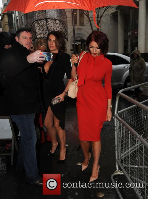 Danielle Lloyd and Amy Childs 8